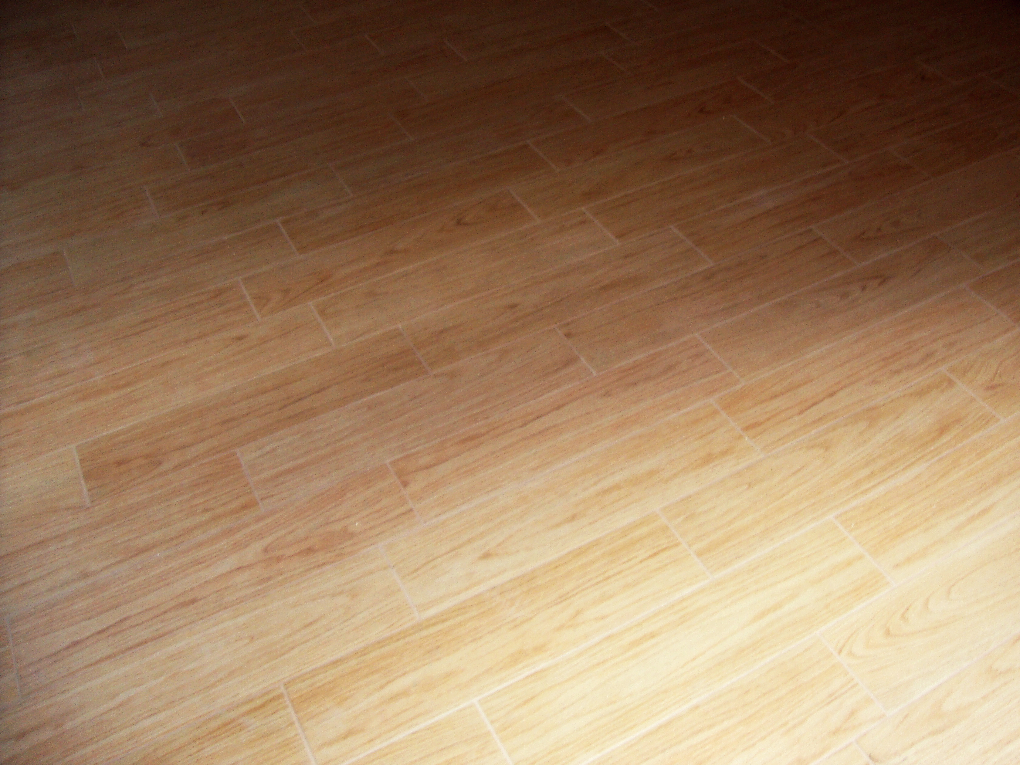 Plafoniera x bagno - Schemi di posa piastrelle effetto legno ...